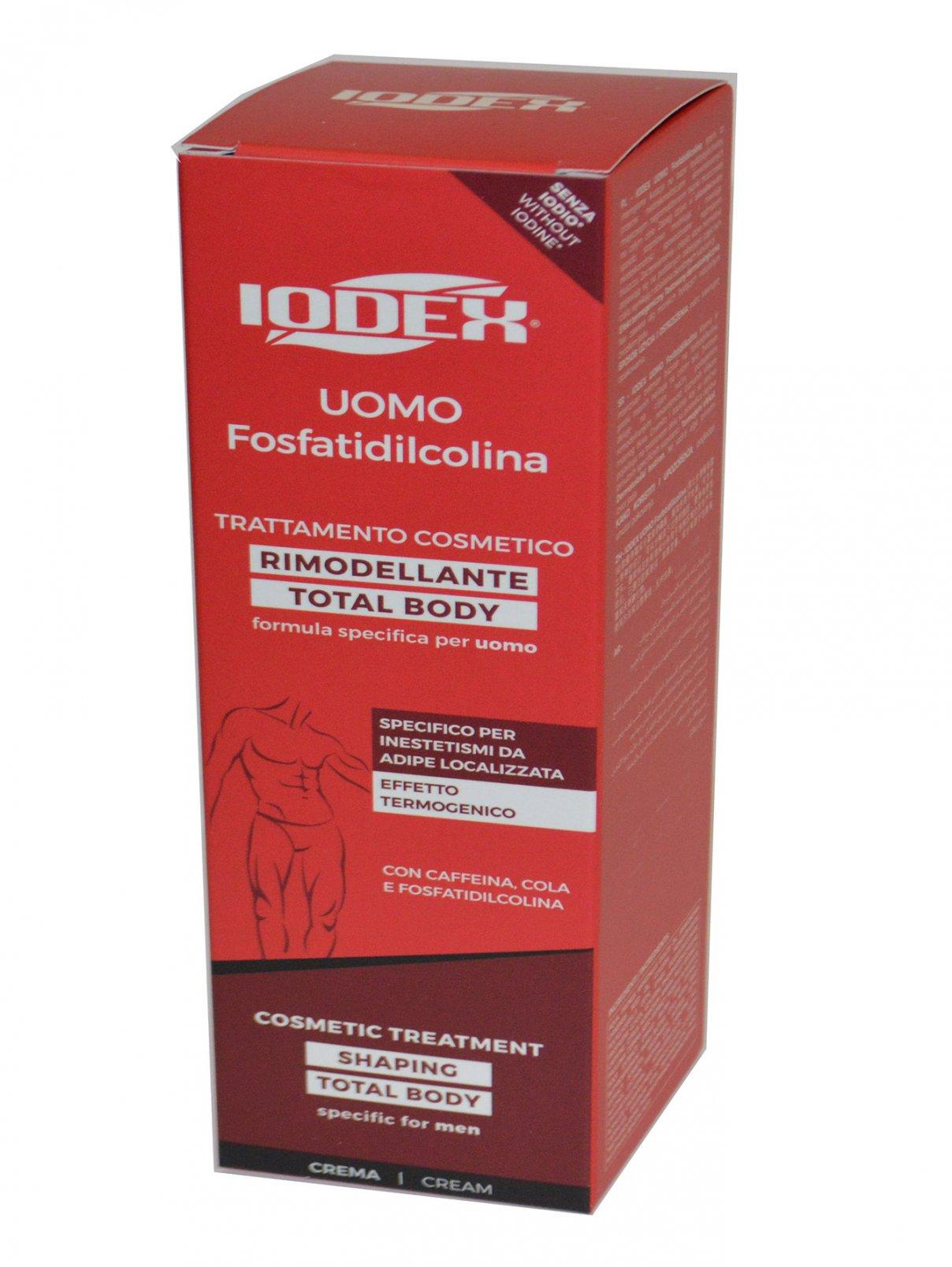 Крем для тела Iodex Uomo F -Fosfatidicolina 200 мл Natural Project  –  Общий вид
