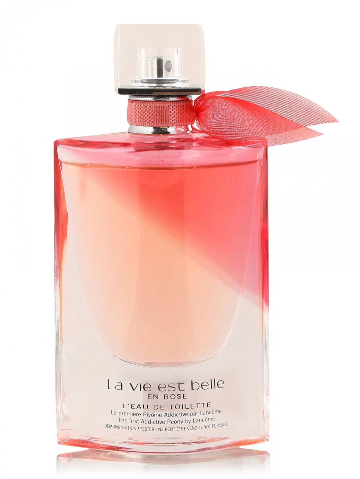 Туалетная вода 50 мл La Vie Est Belle en rose Lancome  –  Общий вид