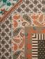 Наволочка декоративная 60Х60 см, 100% хлопок Etro  –  Деталь