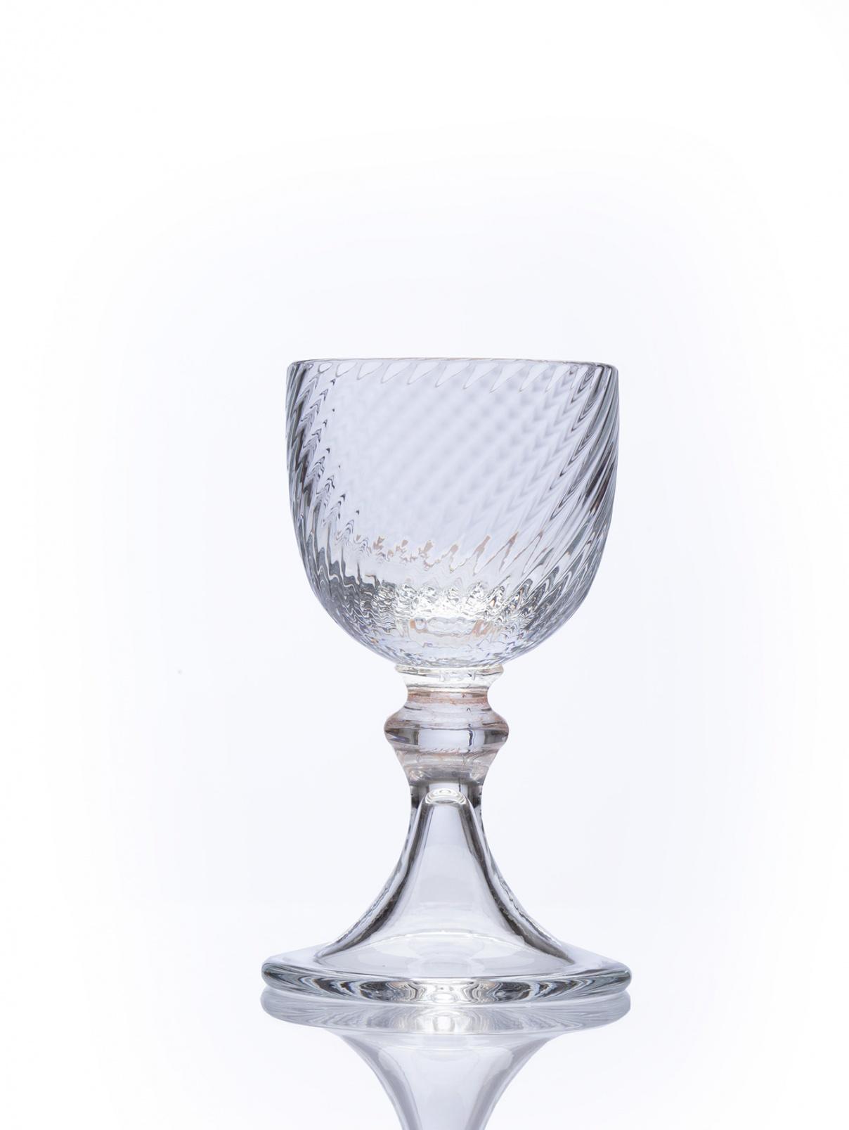 Бокал для ликера, высота - 8,5 см, диаметр - 4,4 см NasonMoretti  –  Общий вид