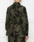 Куртка из хлопка и вискозы с узором Marina Rinaldi  –  МодельВерхНиз1