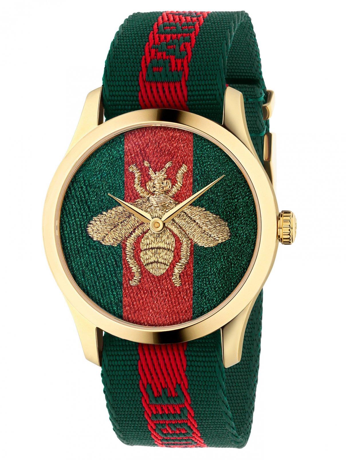 Часы YA126487A Le Marche Des Merveilles Gucci  –  Общий вид
