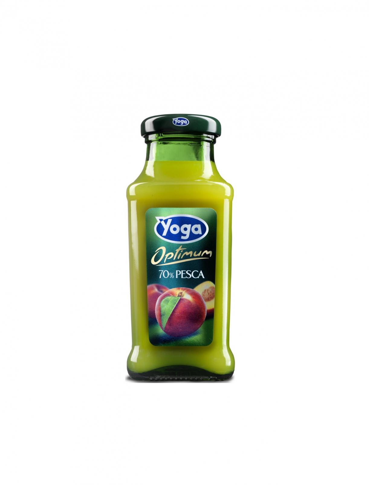 Сок Yoga Персиковый BoscoCafe  –  Общий вид
