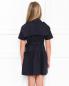 Платье-рубашка с поясом Burberry  –  МодельВерхНиз1