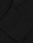Кардиган из шерсти и кашемира с отделкой люрексом Moncler  –  Деталь1