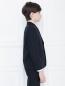 Пиджак классический из шерсти Brooks Brothers  –  МодельВерхНиз2