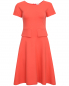 Платье-мини с короткими рукавами Armani Collezioni  –  Общий вид