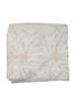 Одеяло хлопковое с растительным узором Frette  –  Обтравка1