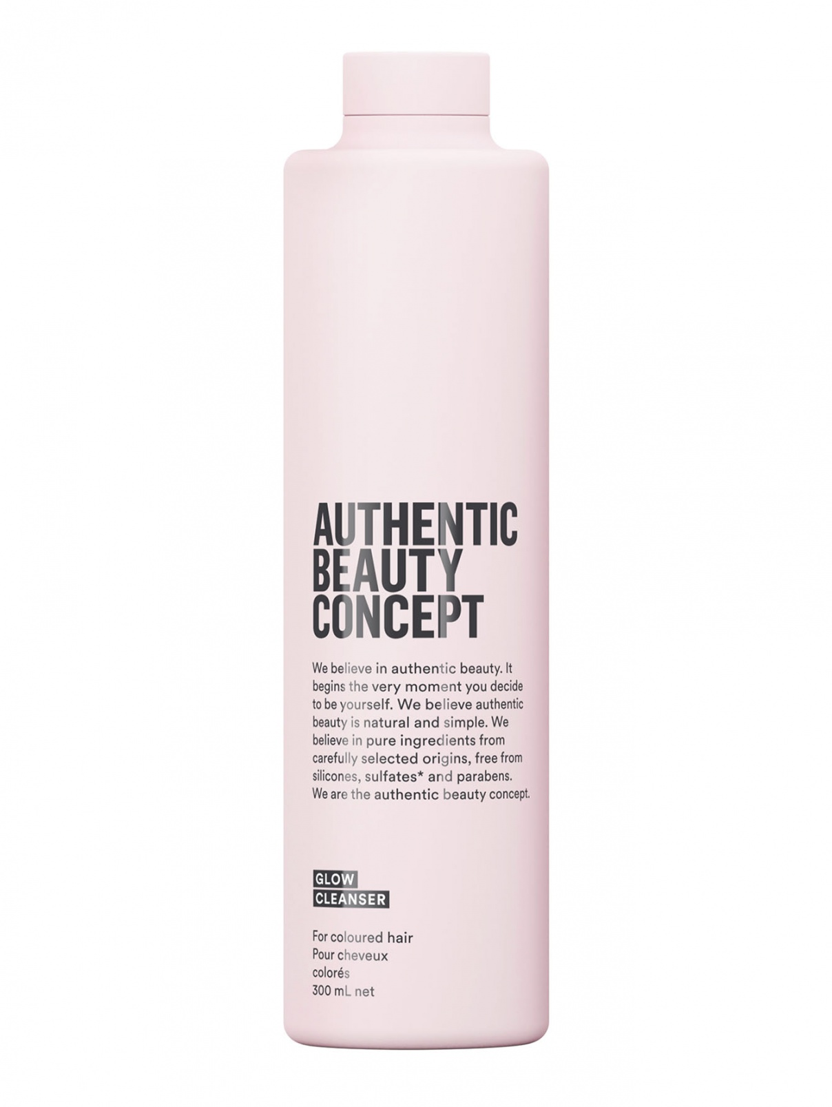Шампунь для окрашенных волос 300 мл Authentic Beauty Concept  –  Общий вид