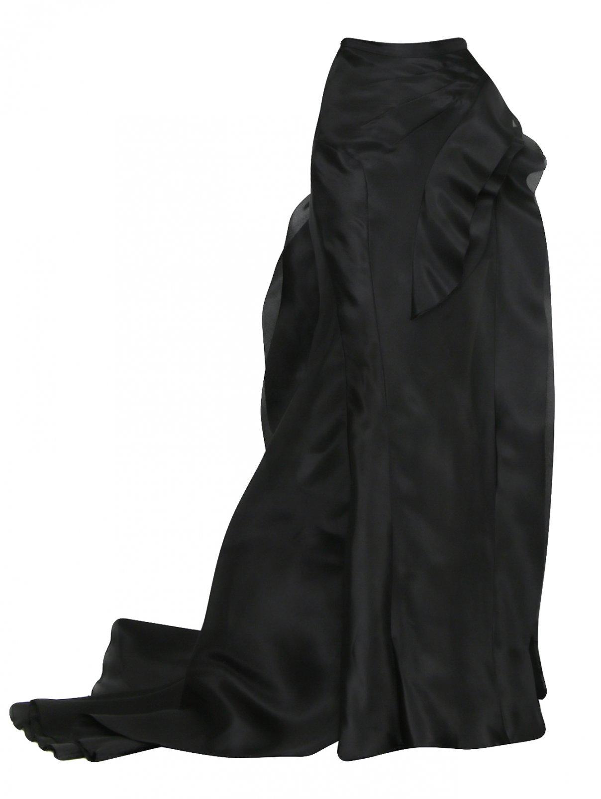 Юбка-макси из шелка Ermanno Scervino  –  Общий вид