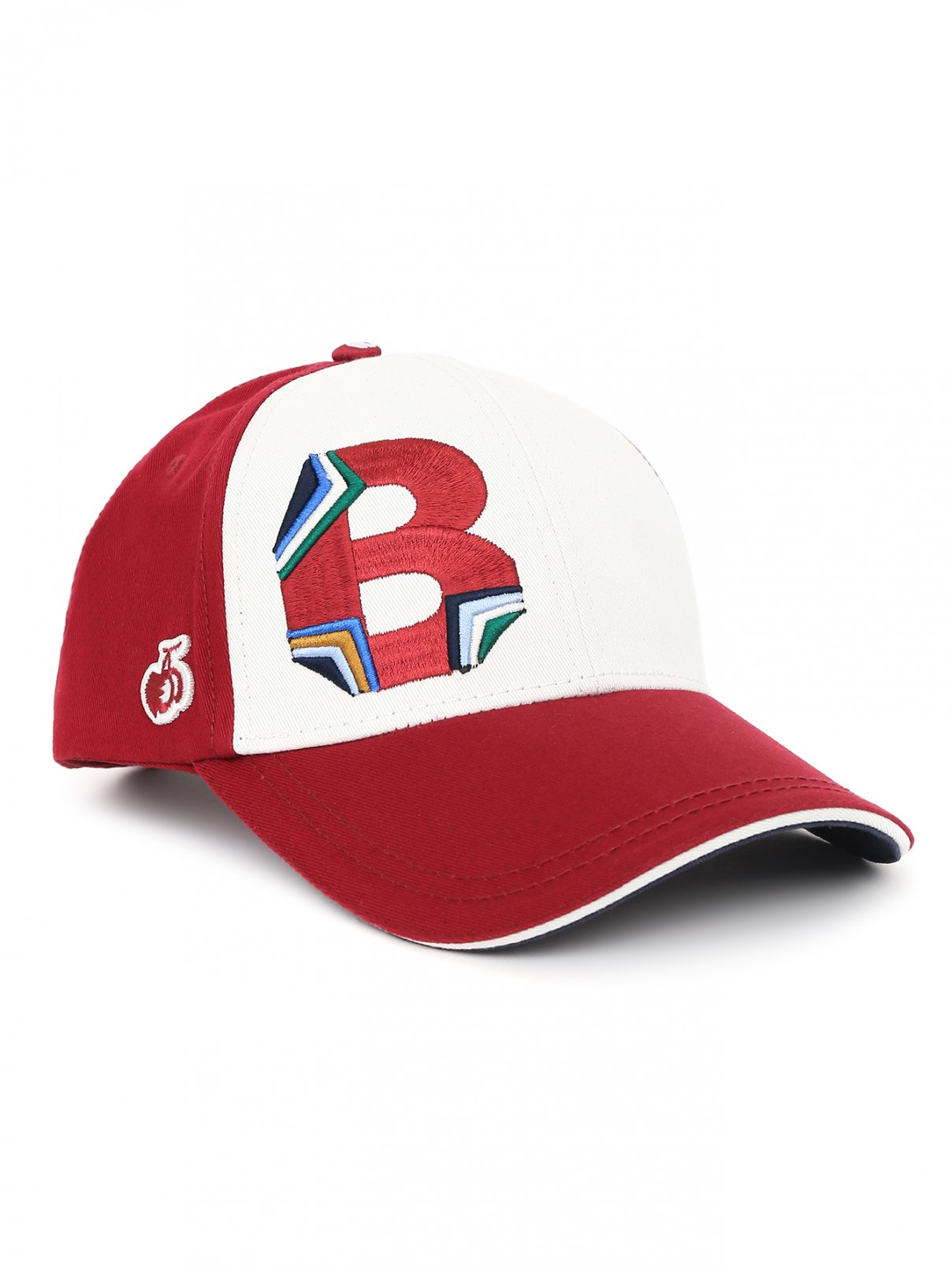 Бейсболка из хлопка с вышивкой Bosco Fresh  –  Общий вид