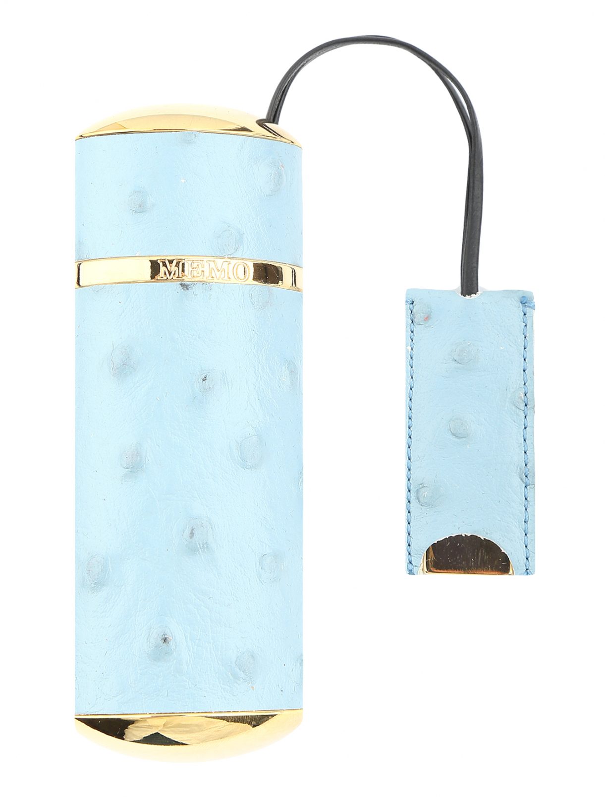 Дорожный футляр 10 мл BLUE OSTRICH Memo Paris  –  Общий вид