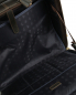 Чемодан из фактурной кожи Brooks Brothers  –  Деталь1