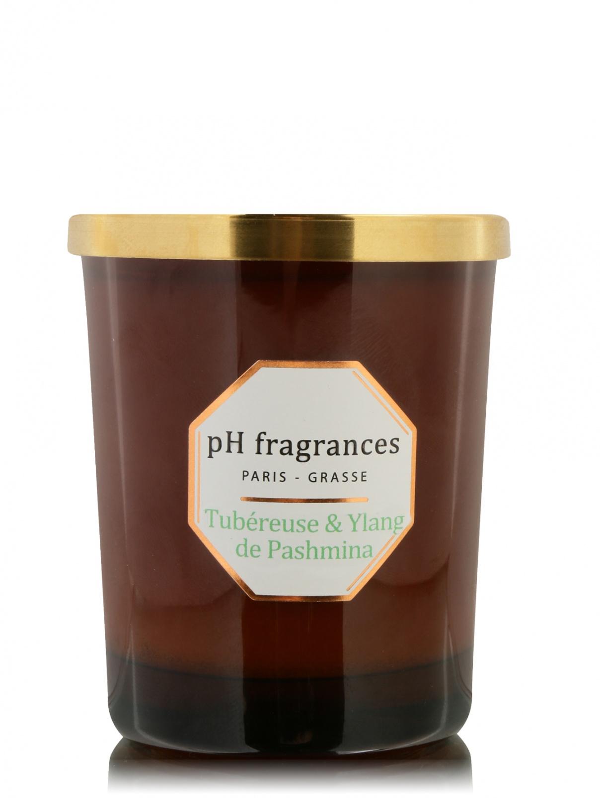 Свеча Tubereuse & Ylang De Pashmina PH FRAGRANCES PH Fragrances  –  Общий вид