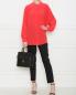 Блуза из шелка свободного кроя CLOSED  –  МодельОбщийВид