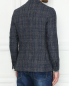 Пиджак из шерсти и хлопка с узором LARDINI  –  МодельВерхНиз1