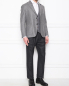 Пиджак из шерсти с карманами LARDINI  –  МодельОбщийВид