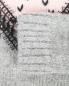 Джемпер из смешанной шерсти с кружевной отделкой Philosophy Di Lorenzo Serafini  –  Деталь