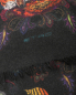 Шарф из кашемира и шелка с узором Etro  –  Деталь
