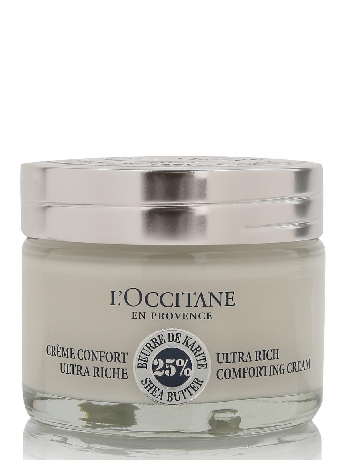 Крем-комфорт для лица Ultra Rich 50 мл L'Occitane  –  Общий вид