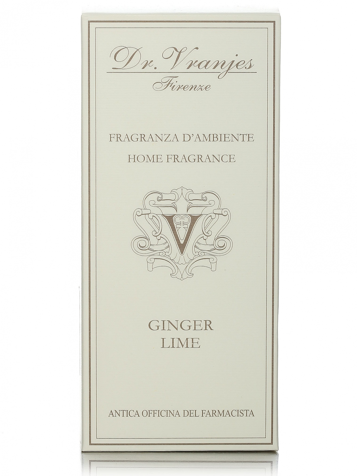 Ароматизатор воздуха Ginger & Lime - Home Fragrance, 250ml Dr. Vranjes  –  Модель Общий вид