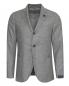 Пиджак из шерсти с карманами LARDINI  –  Общий вид