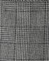 Юбка из смешанной шерсти с узором и принтом Moschino Boutique  –  Деталь