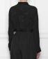 Блуза шелковая с цветочным узором Zadig&Voltaire  –  МодельВерхНиз1