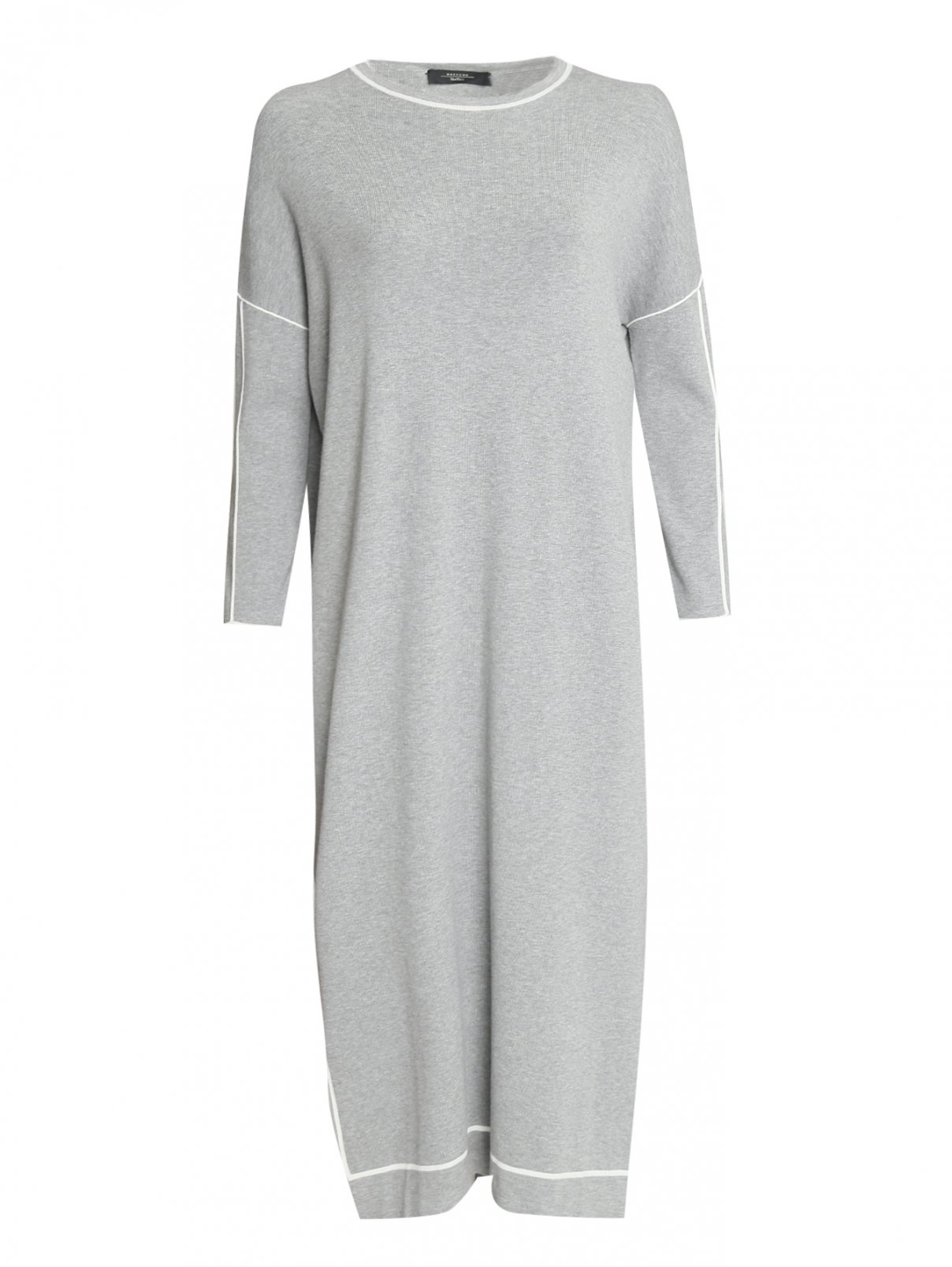 Платье трикотажное из вискозы Weekend Max Mara  –  Общий вид