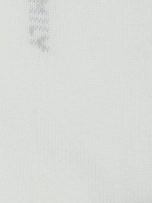 Носки из хлопка - Деталь1