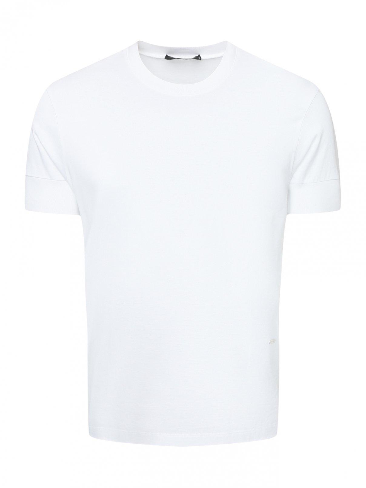 Базовая футболка из хлопка Dsquared2  –  Общий вид