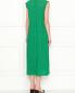 Платье из хлопка свободного кроя без рукавов Jil Sander  –  МодельВерхНиз1