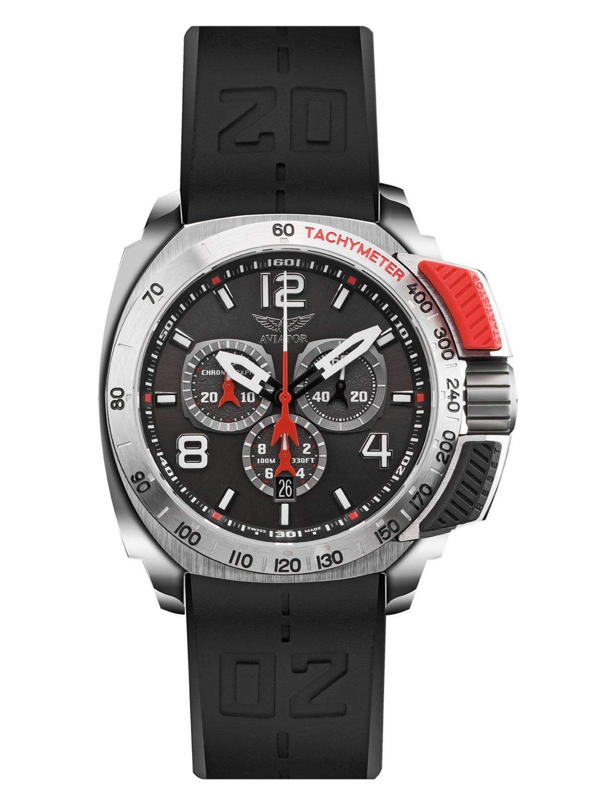 Часы P.2.15.0.089.6 Aviator  –  Общий вид